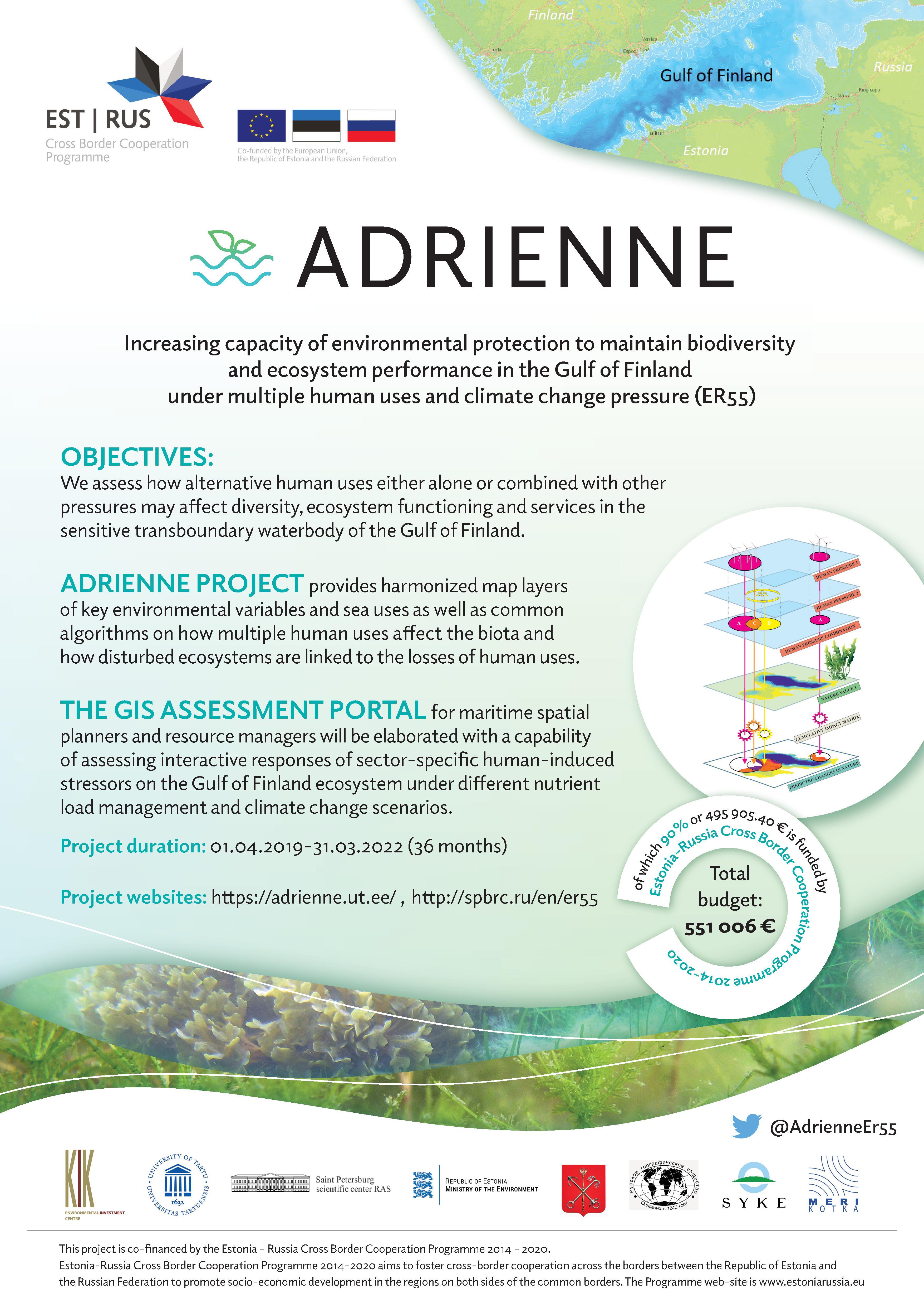 Adrienne poster